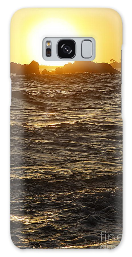 Sunset Galaxy S8 Case featuring the photograph Sunset Summer 2009 by Viktor Savchenko