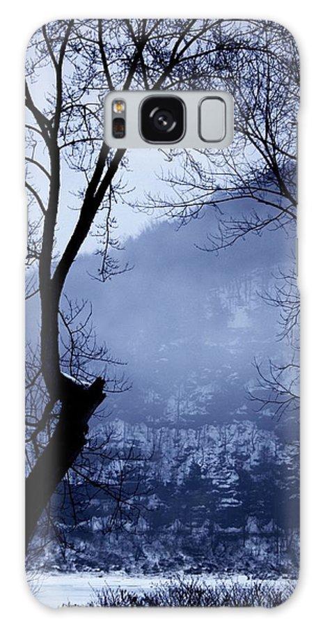 Falls Pennsylvania Galaxy S8 Case featuring the photograph Susquehanna Dreamin... by Arthur Miller