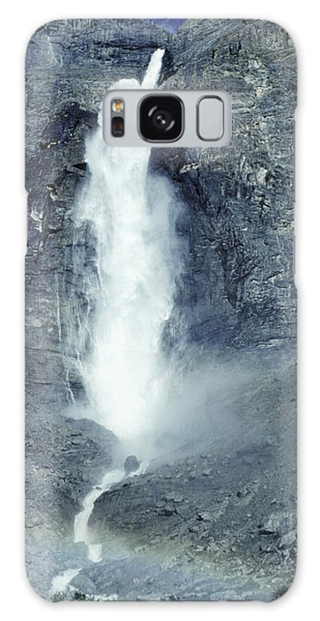 Travel Galaxy S8 Case featuring the photograph Takakkaw Falls by Steve Somerville