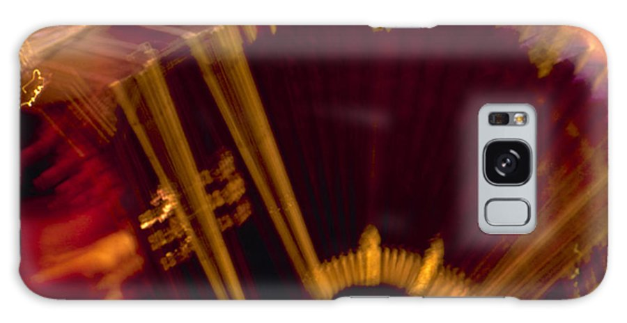 Music Galaxy Case featuring the photograph Tango by Michael Mogensen