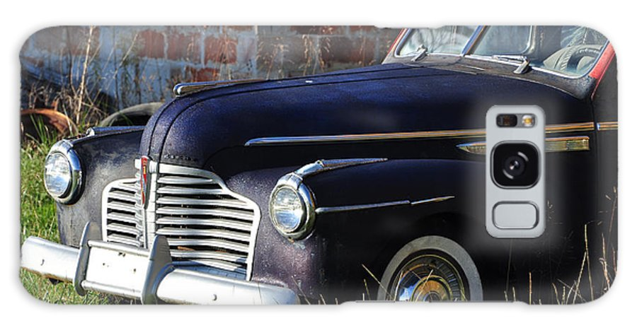 Cars Galaxy S8 Case featuring the photograph Tell Me What You See by Jan Amiss Photography