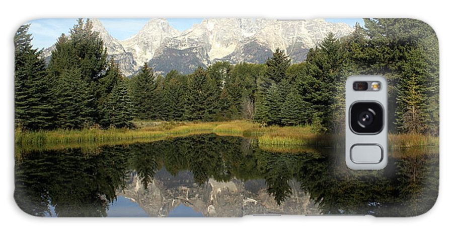 Grand Teton National Park Galaxy S8 Case featuring the photograph Teton 6 by Marty Koch