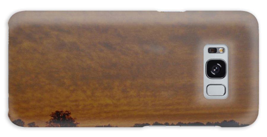 Texas Galaxy S8 Case featuring the photograph Texas Sky by Rob Hans