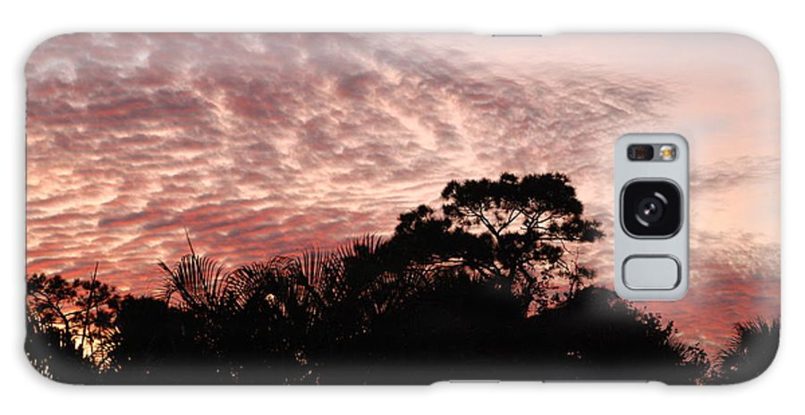 Sky Galaxy Case featuring the photograph Thanksgiving Sky by Rob Hans