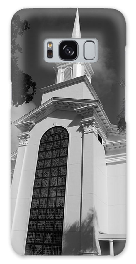 Architecture Galaxy Case featuring the photograph Thats Church by Rob Hans