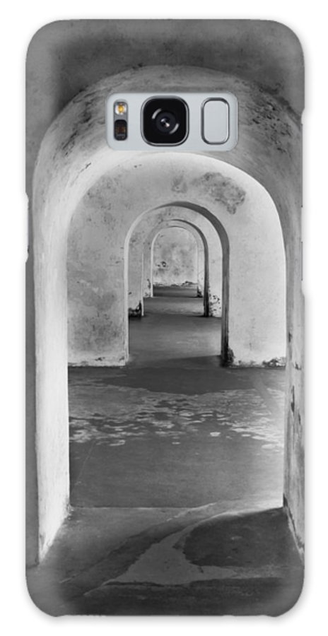 Arch Galaxy S8 Case featuring the photograph The Arches 2 by Perry Webster