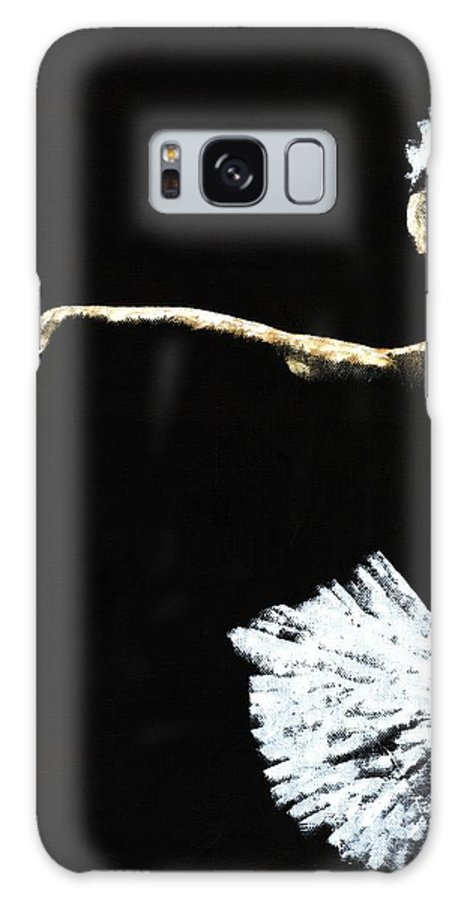 Ballet Galaxy S8 Case featuring the painting The Art Of Grace by Richard Young