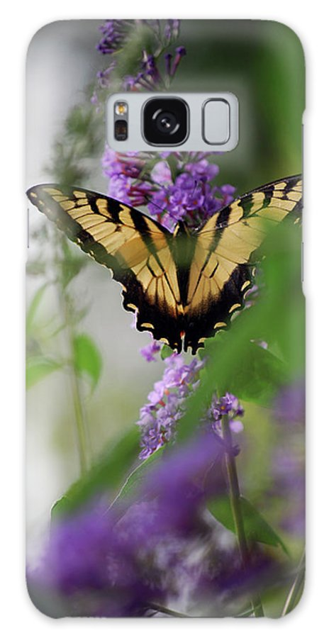 Swallowtail Galaxy S8 Case featuring the photograph The Beauty Of Spring by Lori Tambakis