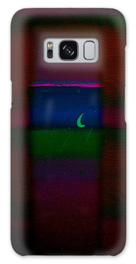 Rothko Galaxy S8 Case featuring the painting The Blue Nile by Charles Stuart