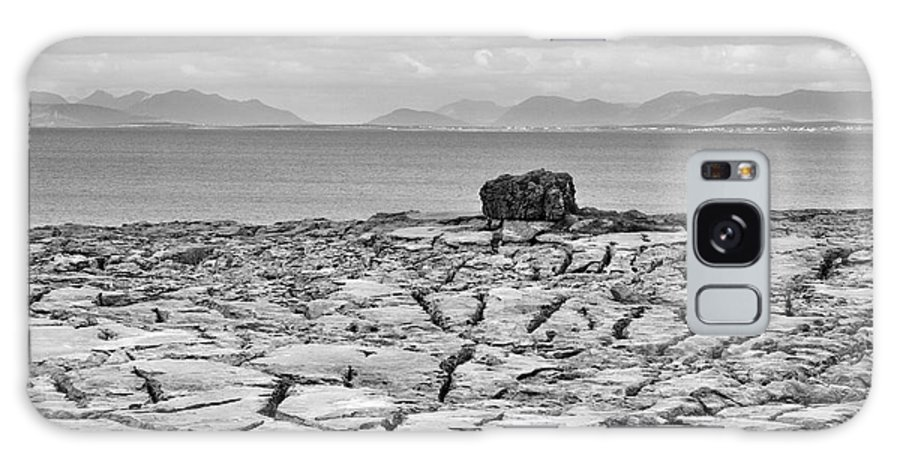 Ireland Galaxy S8 Case featuring the photograph The Burren Landscape Ireland by Pierre Leclerc Photography