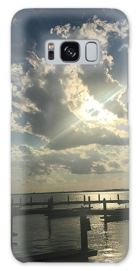 Calm Galaxy S8 Case featuring the photograph The Calm by Bettye Rowe