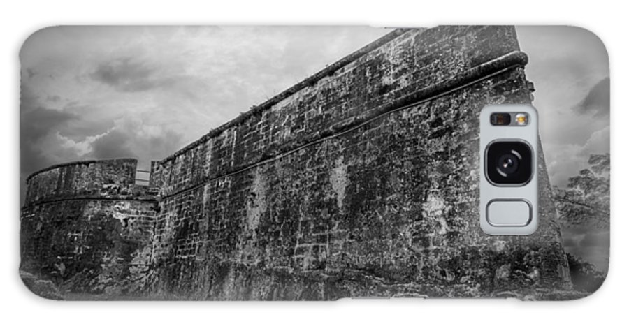 Nassau Galaxy S8 Case featuring the photograph The Dark Fort by Vincent Asbjornsen