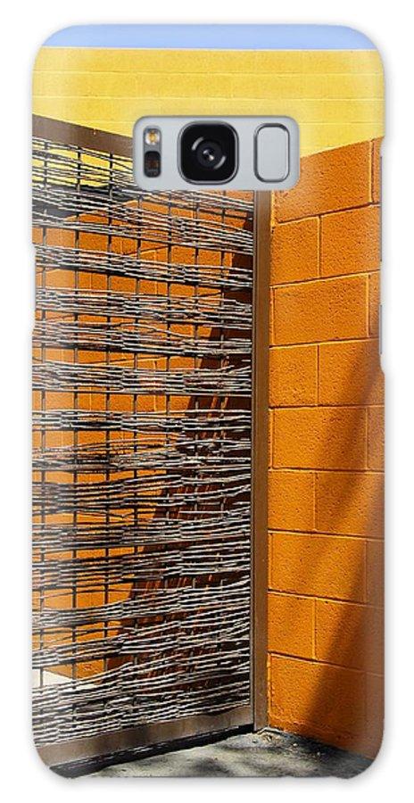 Door Galaxy Case featuring the photograph The Door by Viktor Savchenko