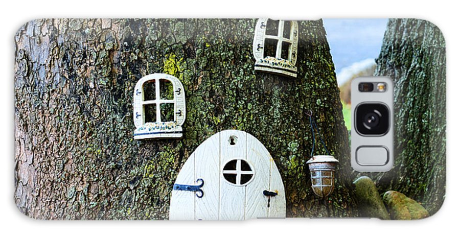 Elf Galaxy S8 Case featuring the photograph The Elf House by Paul Ward