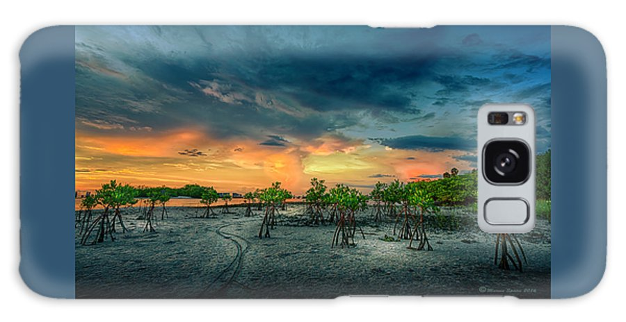 Florida Galaxy Case featuring the photograph The Endless Trail by Marvin Spates