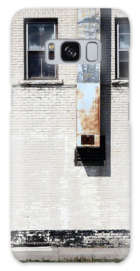 Eyes Galaxy S8 Case featuring the photograph The Eyes Are The Windows To This Building by Kreddible Trout