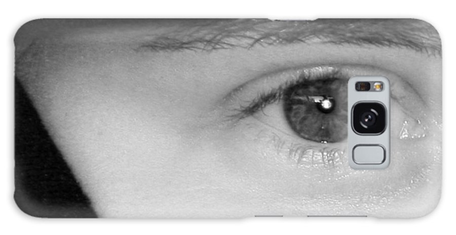 Eyes Galaxy S8 Case featuring the photograph The Eyes Have It by Christine Till