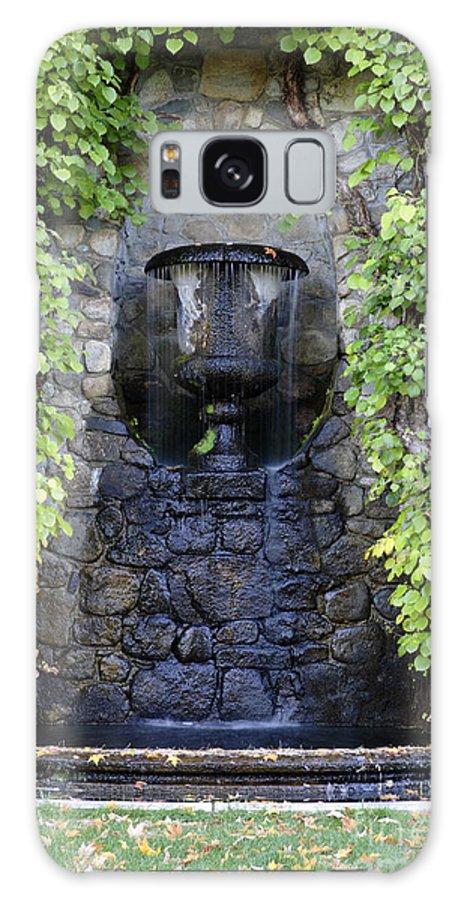 Gardens Galaxy Case featuring the photograph The Fells Historic Estate - Newbury Nh Usa by Erin Paul Donovan