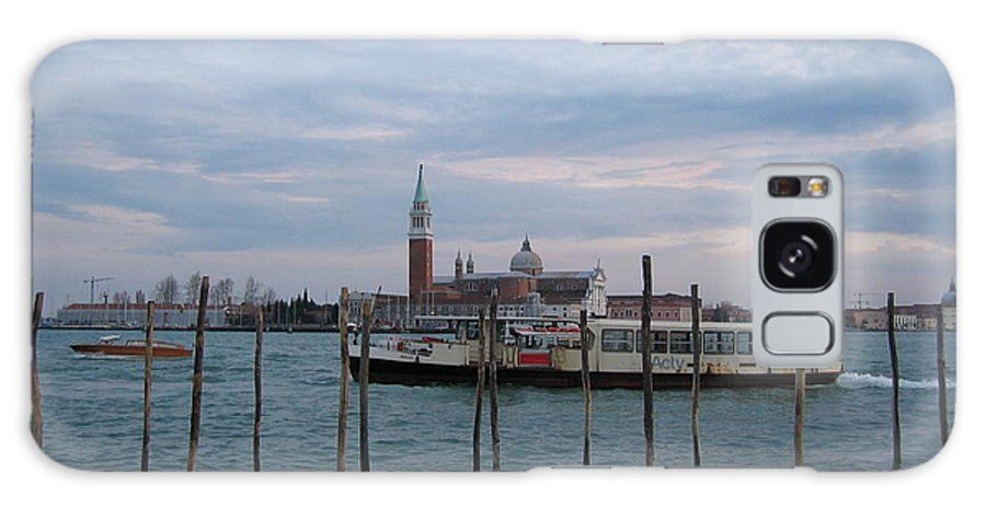 Europe Galaxy Case featuring the photograph The Harbor by Dylan Punke