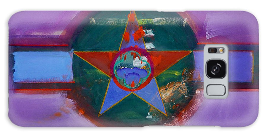 Star Galaxy Case featuring the painting The Lighthouse Keeper by Charles Stuart