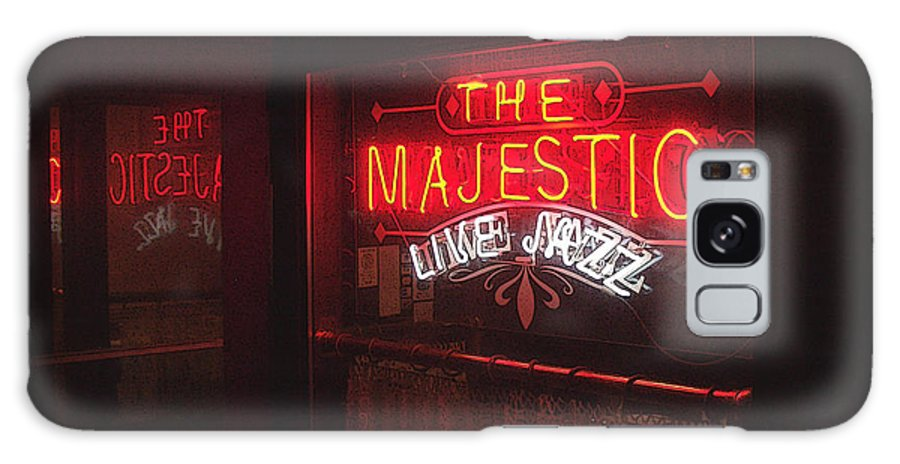 Majestic Galaxy Case featuring the photograph The Majestic by Tim Nyberg