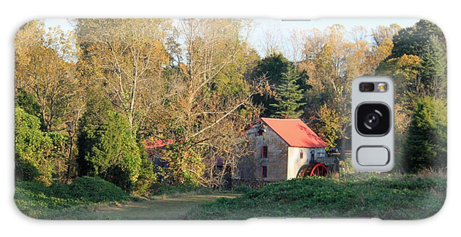The Old Mill At Guilford Galaxy S8 Case featuring the photograph The Old Mill At Guilford II by Suzanne Gaff
