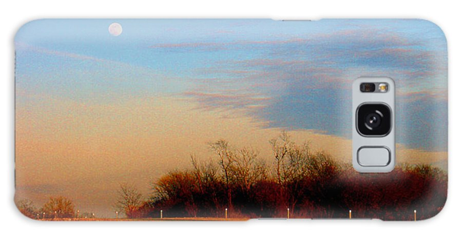 Landscape Galaxy Case featuring the photograph The On Ramp by Steve Karol