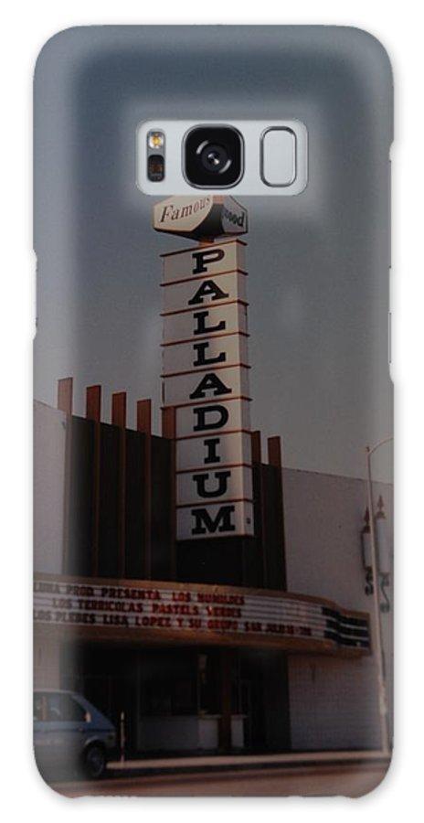The Palladium Galaxy S8 Case featuring the photograph The Palladium by Rob Hans