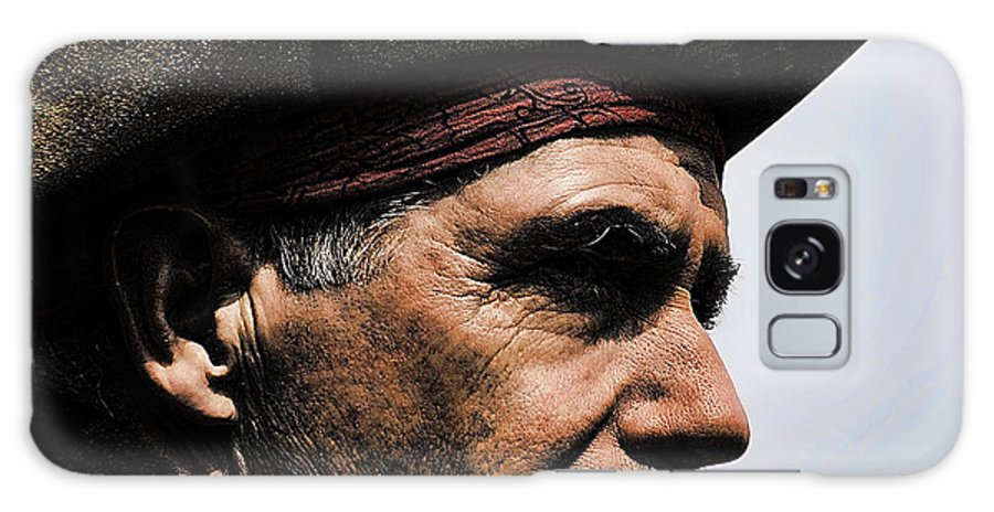 Pirate Galaxy S8 Case featuring the photograph The Pirate by David Patterson