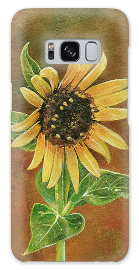 The Proven Light Galaxy S8 Case featuring the painting The Proven Light by Carrie Jackson