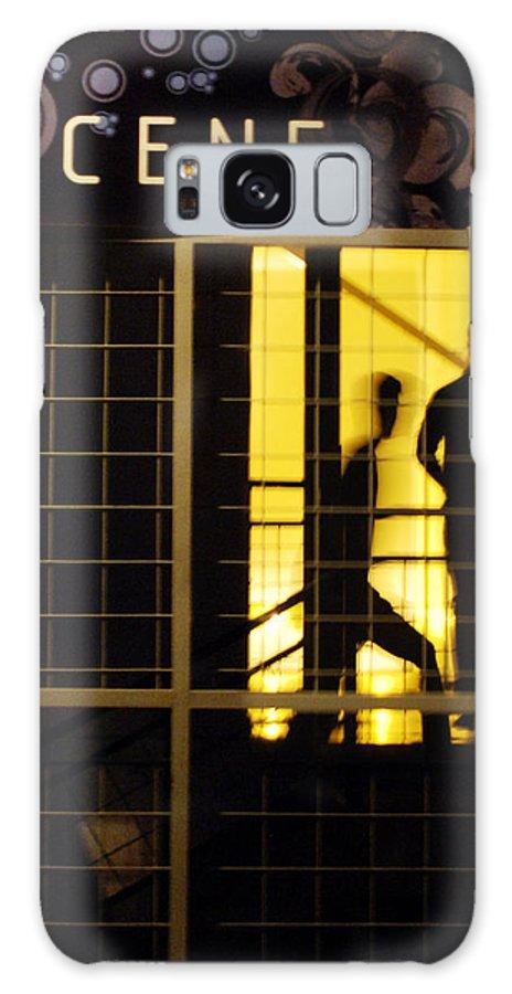 San Antonio Galaxy S8 Case featuring the photograph The Scene San Antonio by Jill Reger