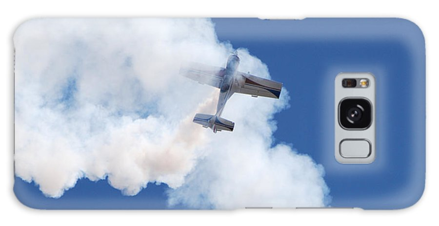 Aircraft Galaxy S8 Case featuring the photograph The Stall by Larry Keahey