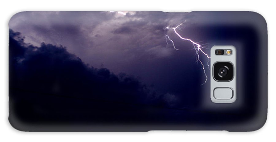 Sky Galaxy Case featuring the photograph The Storm 1.3 by Joseph A Langley