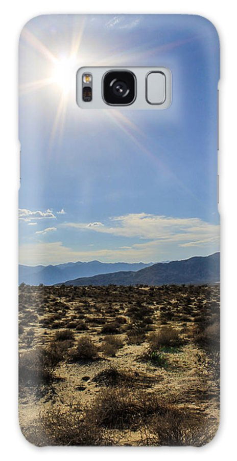 Sun Galaxy S8 Case featuring the photograph The Sun by Break The Silhouette