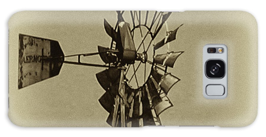 Wind Galaxy S8 Case featuring the photograph The Windmills Of My Mind by Bill Cannon