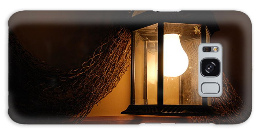 Lantern Galaxy S8 Case featuring the photograph There Is Light In The Dark by Susanne Van Hulst
