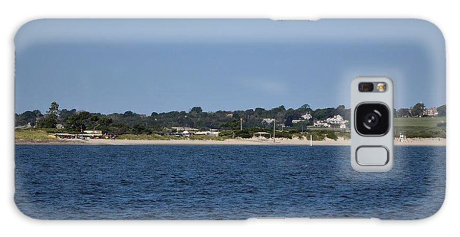 Galaxy S8 Case featuring the photograph Third Beach Middletown by Arthur DuBois