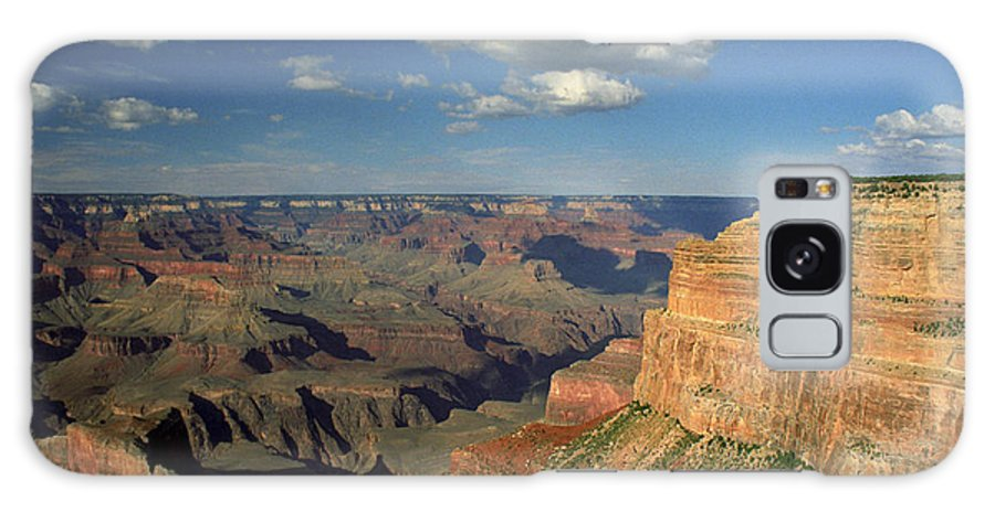 Grand Canyon Galaxy S8 Case featuring the photograph This Is My Father's World by Kathy McClure