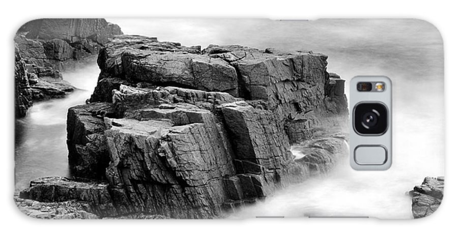 Acadia Galaxy S8 Case featuring the photograph Thunder Along The Acadia Coastline - No 1 by Expressive Landscapes Fine Art Photography by Thom