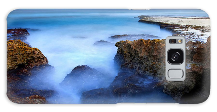 Pennington Bay Galaxy Case featuring the photograph Tidal Bowl Boil by Mike Dawson