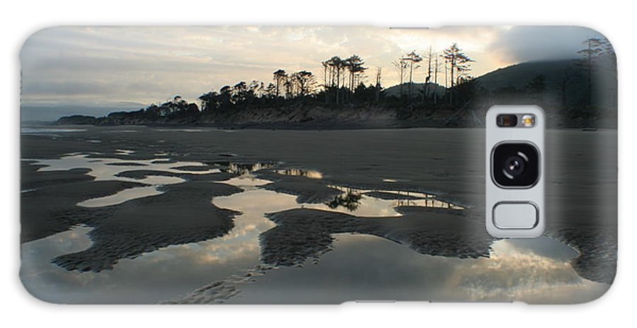 Oregon Galaxy S8 Case featuring the photograph Tidepools At Dawn by Idaho Scenic Images Linda Lantzy