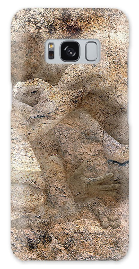 Nudes Galaxy S8 Case featuring the photograph Timeless Male by Kurt Van Wagner