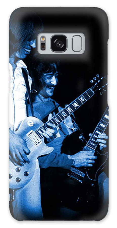 Rock Images Galaxy S8 Case featuring the photograph Tom And Barry by Ben Upham