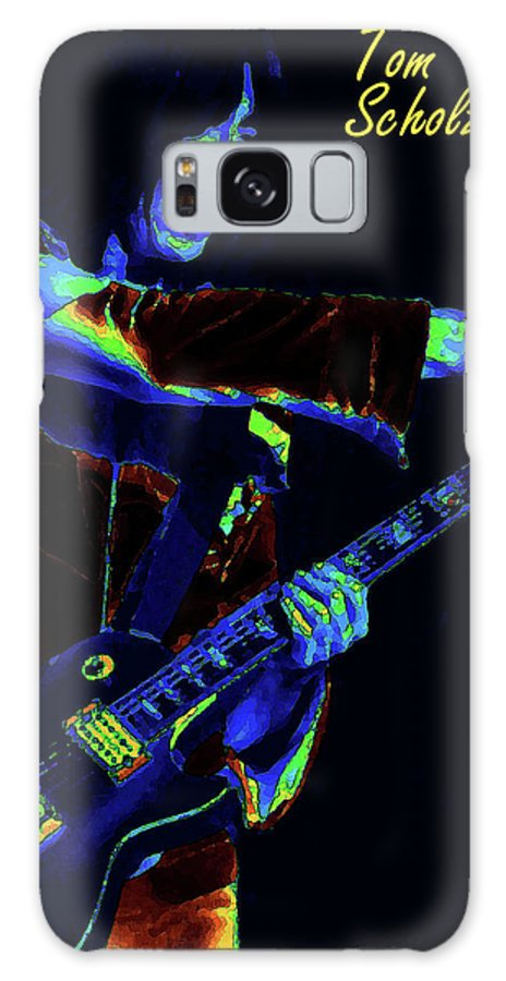 Rock Images Galaxy S8 Case featuring the photograph Boston Rock #2 by Ben Upham