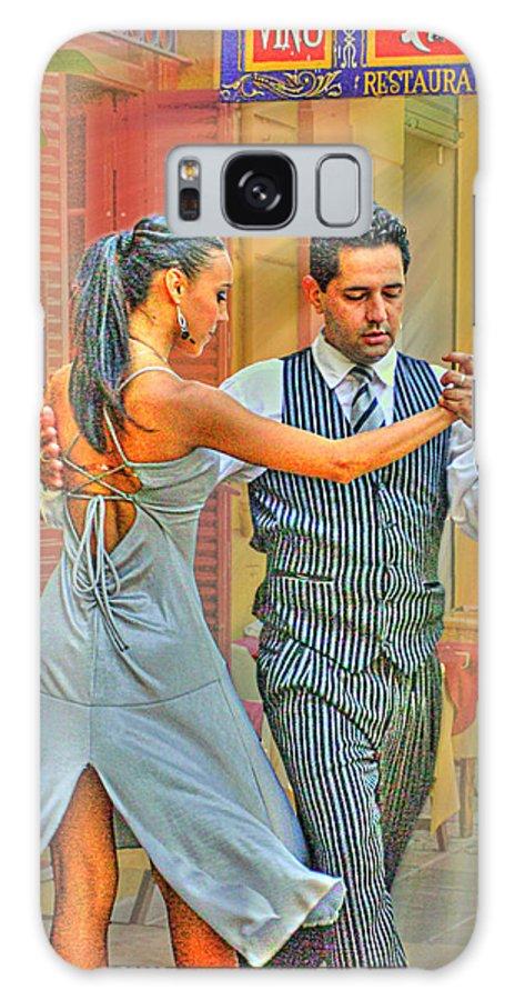 Tango Galaxy S8 Case featuring the photograph Too Tango by Francisco Colon