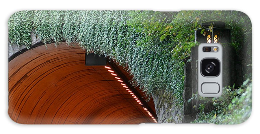 Tooth Rock Galaxy S8 Case featuring the photograph Tooth Rock Tunnel by Wendy Raatz Photography