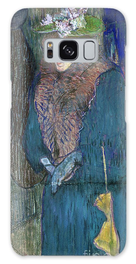 1892 Galaxy S8 Case featuring the photograph Toulouse-lautrec: J.avril by Granger