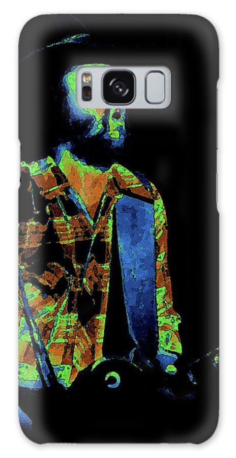 Marshall Tucker Galaxy S8 Case featuring the photograph Toy Caldwell Art by Ben Upham