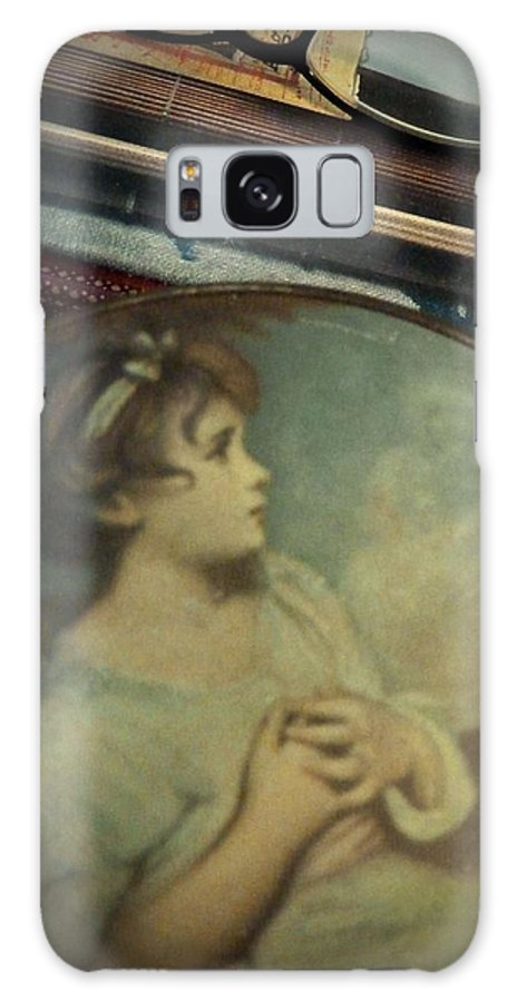 Antique Galaxy S8 Case featuring the photograph Treasure by Patricia Strand