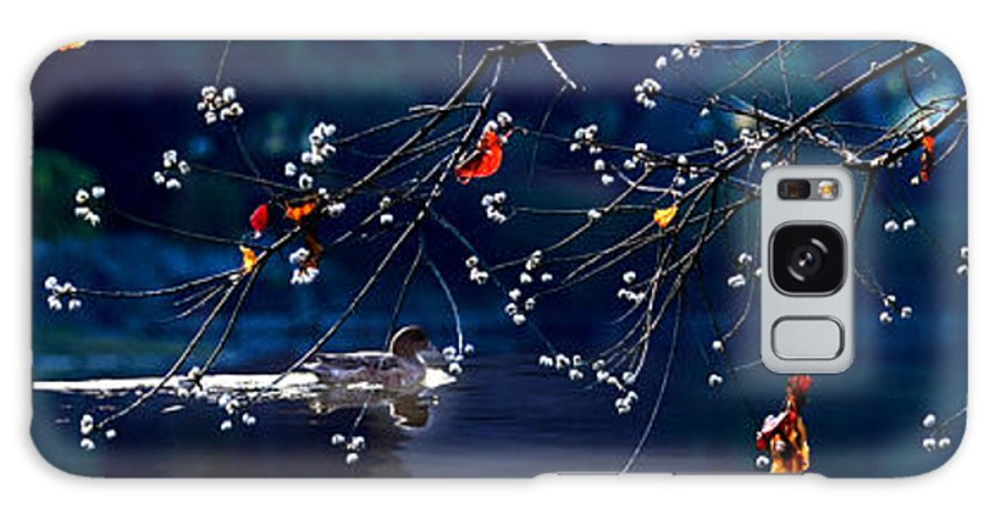 Water Galaxy S8 Case featuring the photograph Trees In Japan 5 by George Cabig